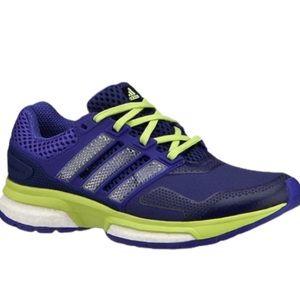 ADIDAS. purple/blue. Sneakers/Runners